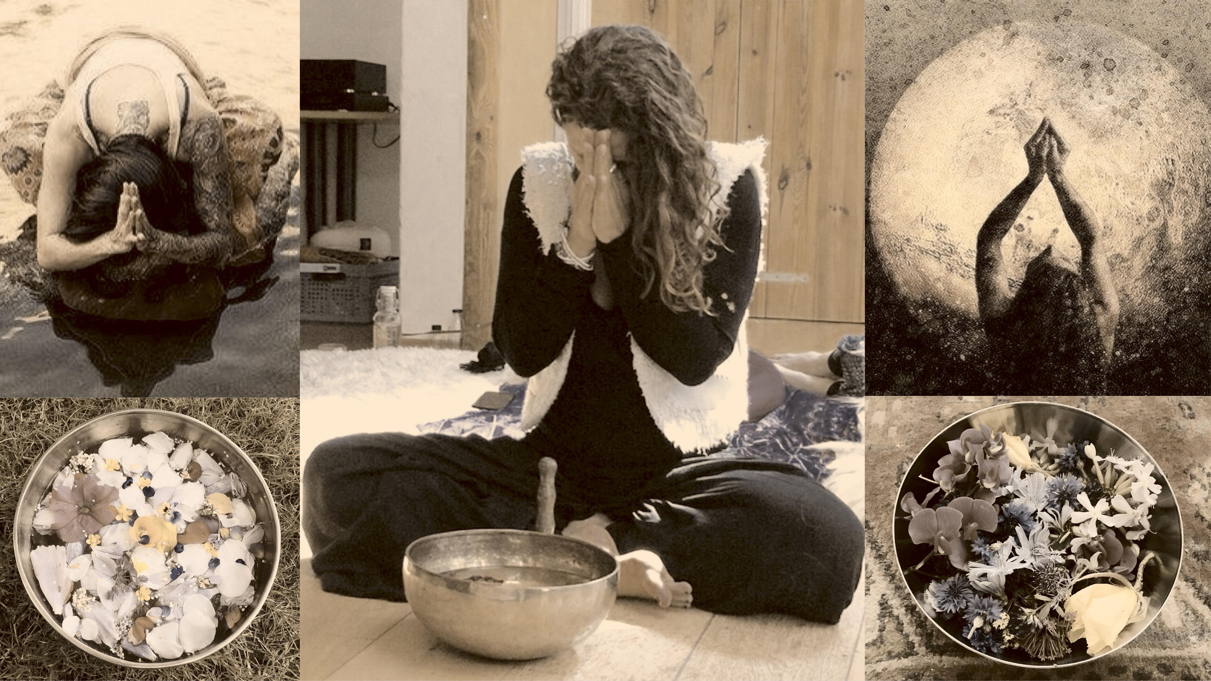 Water Prayer Ritual 1
